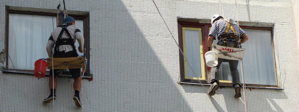 Фото уход за окнами
