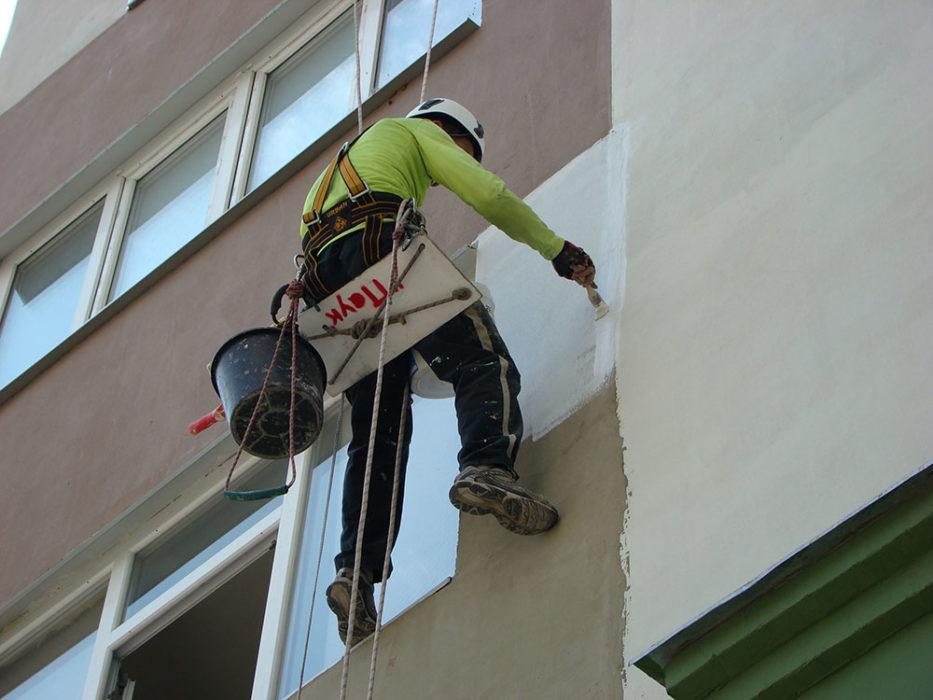 Утепление балкона