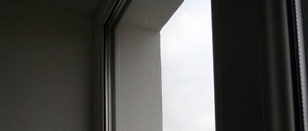 Window slopes