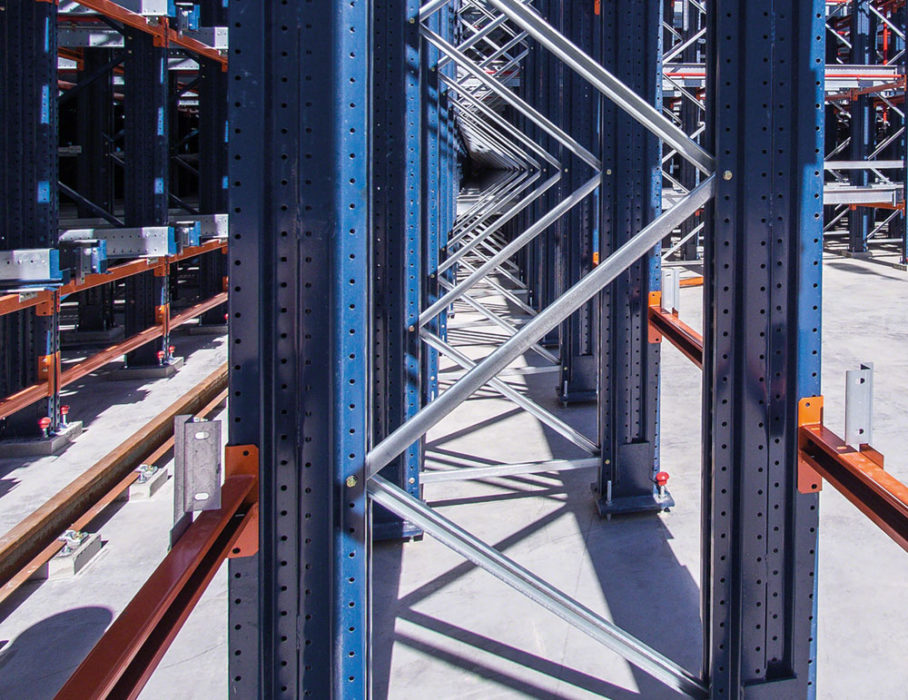 Этапы обработки металлоконструкций