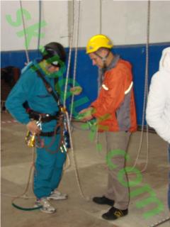 Промышленный альпинизм соревнования