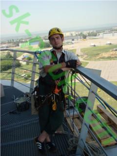 Промышленный альпинизм Харьков