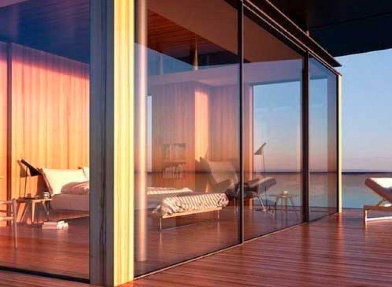 Picture-fasadne sklinnya ta alyuminievi dveri