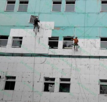 Утепление фасадов пенопластом Харьков